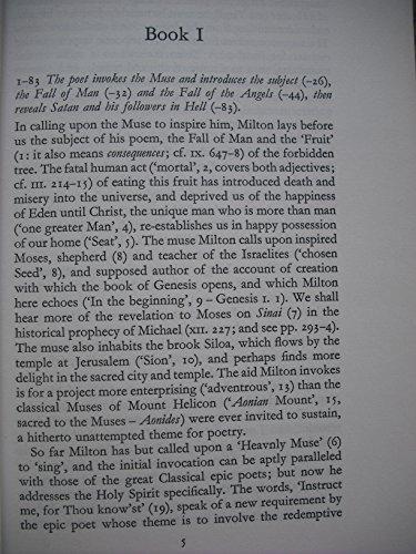 9780416658903: Milton's Creation: A Guide Through