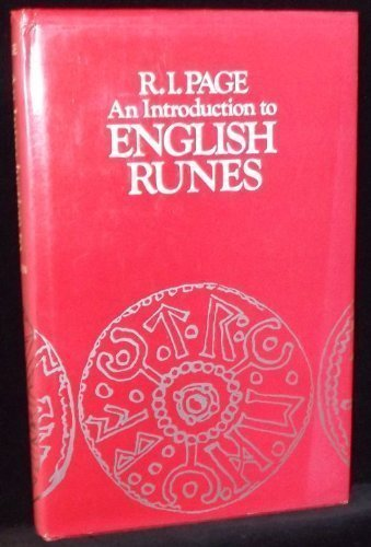 9780416662306: Introduction to English Runes