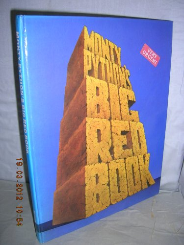 9780416668902: Monty Python's Big Red Book