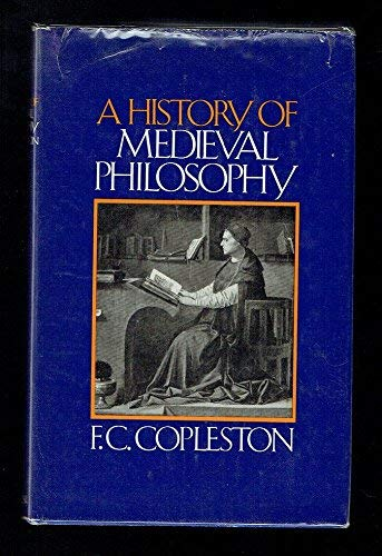9780416669602: History of Mediaeval Philosophy
