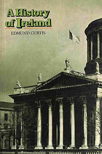 9780416677300: History of Ireland