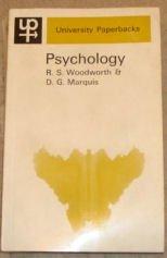 Psychology (University Paperbacks): Robert S. Woodworth,