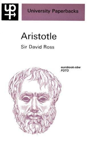 9780416681505: Aristotle