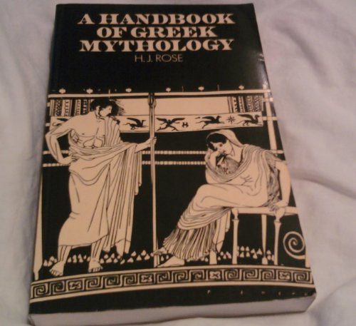 9780416682007: A Handbook of Greek Mythology (University Paperbacks)