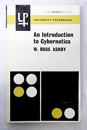9780416683004: Introduction to Cybernetics (University Paperbacks)