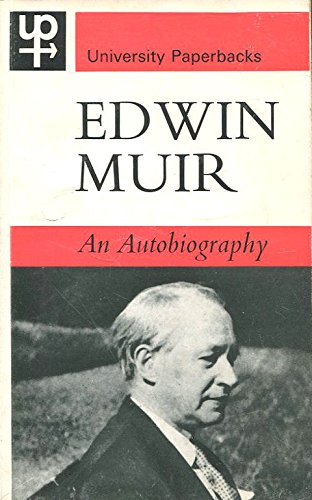 Autobiography.: Muir, Edwin