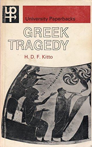 9780416689006: Greek Tragedy: A Literary Study