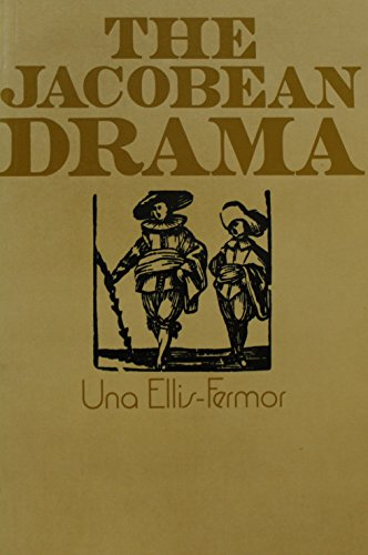 9780416689303: The Jacobean Drama