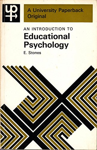 9780416694208: Introduction to Educational Psychology (University Paperbacks)