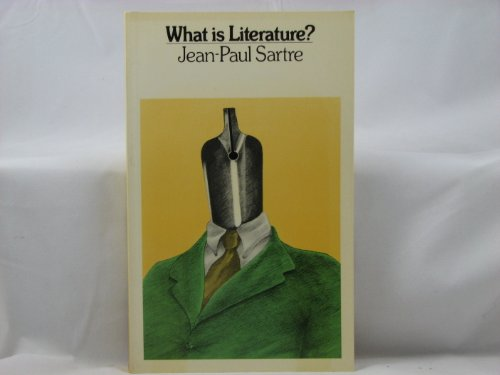 9780416695304: What is Literature? (UP)