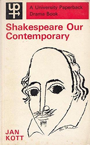 9780416696806: Shakespeare Our Contemporary (University Paperbacks)