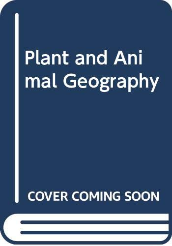 9780416699104: Plant and Animal Geography (University paperbacks, UP221)