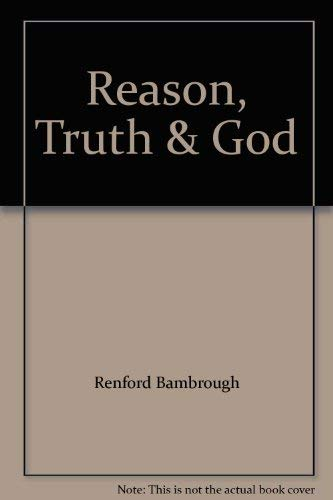 9780416702408: Reason, Truth and God (University Paperbacks)