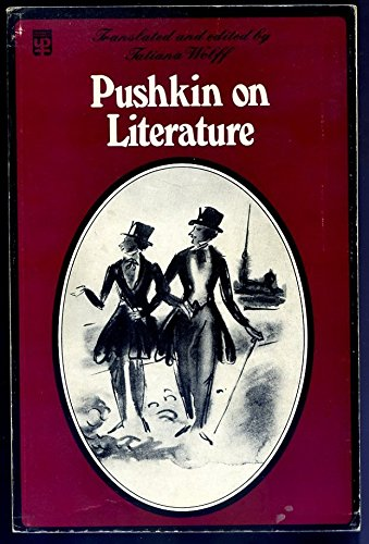 9780416702606: Pushkin on Literature