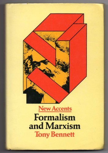 9780416708707: Formalism and Marxism (New Accents)
