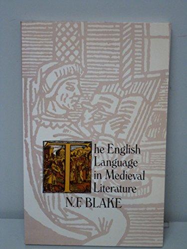 9780416724707: English Language in Mediaeval Literature (University paperbacks)