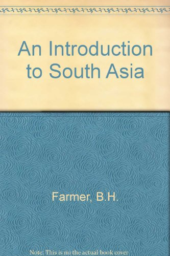 9780416726107: Introduction to South Asia