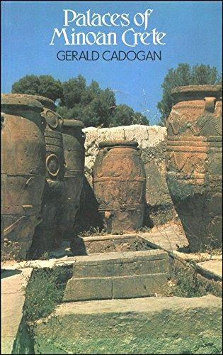 9780416731606: Palaces of Minoan Crete