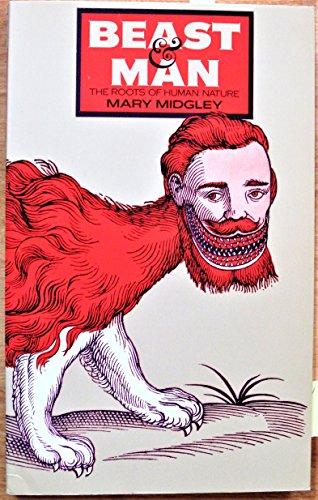 9780416732504: Beast and Man: Roots of Human Nature (University Paperbacks)