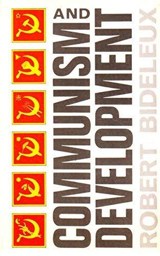 9780416734201: Communism and Development (UP)
