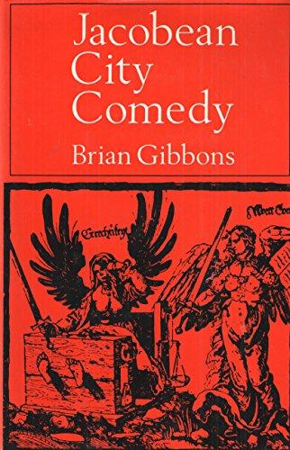 9780416734607: Jacobean City Comedy (University Paperbacks)