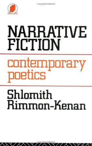 9780416742305: Narrative Fiction: Contemporary Poetics (New Accents)