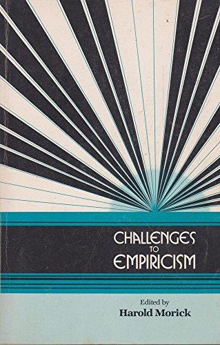 9780416746204: Challenges to Empiricism