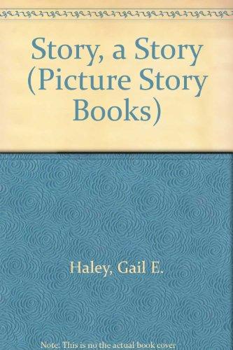 9780416751901: Story a Story - Haley