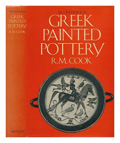 9780416761702: Greek Painted Pottery (Handbooks of Archaeology)