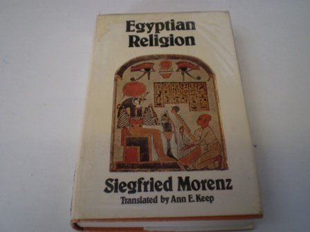 9780416765502: Egyptian Religion (Handbooks of Archaeology)