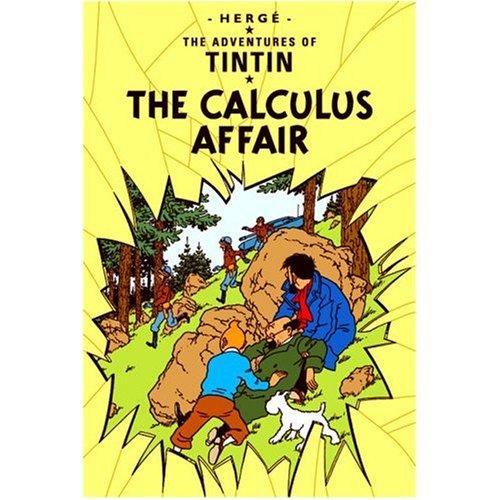 9780416773903: The Calculus Affair (Adventures of Tintin (Adventures of Tintin)