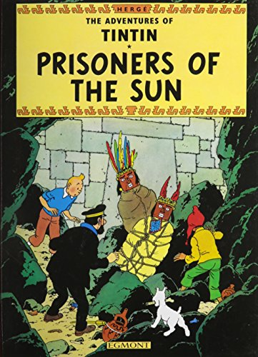 9780416774108: Prisoners of the Sun (The Adventures of Tintin)