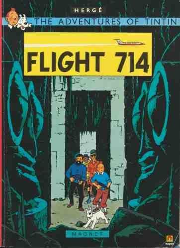 9780416774207: Flight 714 (The Adventures of TinTin)