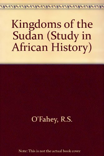 9780416774603: Kingdoms of the Sudan (Study in African History)