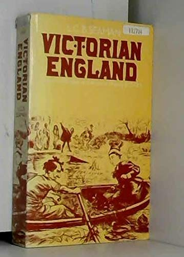 9780416775501: Victorian England: Aspects of English and Imperial History, 1837-1901 (University Paperbacks)