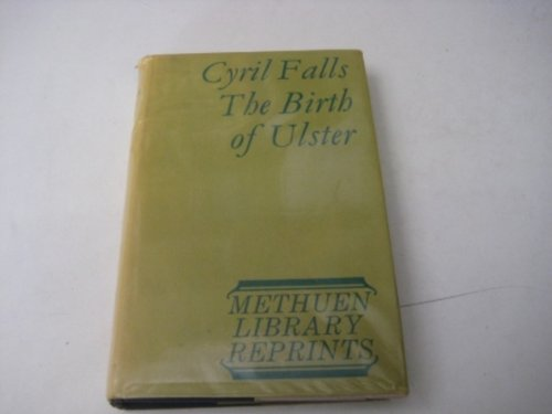 9780416782103: Birth of Ulster, The