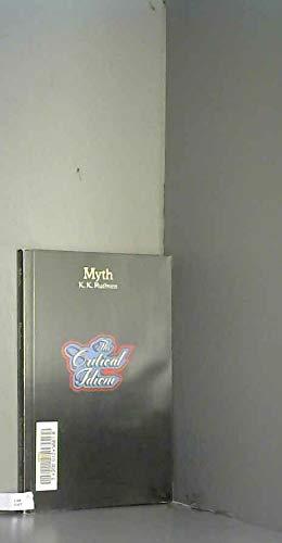 9780416790009: Myth (Critical Idiom)