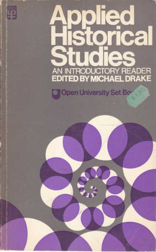 Applied Historical Studies: An Introductory Reader (University Paperbacks): Methuen young books