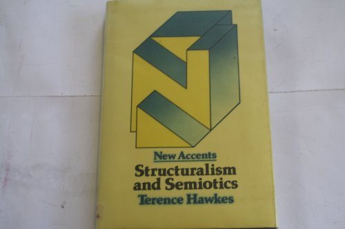 9780416796209: Structuralism and Semiotics (New Accents)