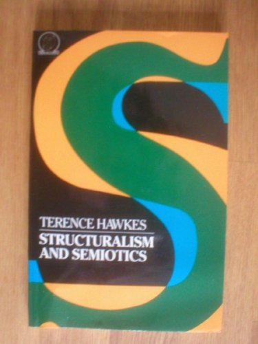 9780416796308: Structuralism and Semiotics (New Accents)