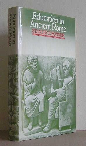 9780416797107: Education in Ancient Rome: From the Elder Cato to the Younger Pliny