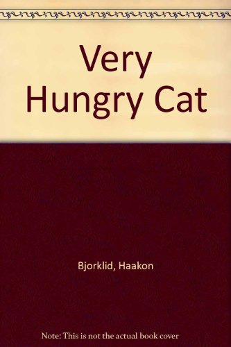 9780416799705: Very Hungry Cat
