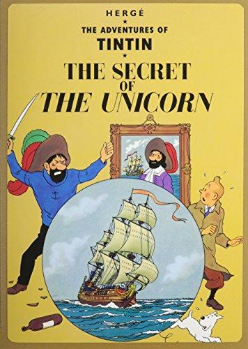 9780416800203: Secret of the Unicorn (The Adventures of Tintin)