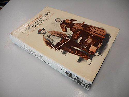 9780416808803: History of Italy, 1700-1860