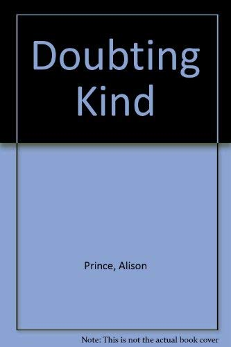 9780416811704: The Doubting Kind