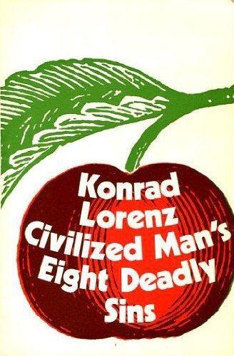 9780416814705: Civilized man's eight deadly sins