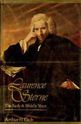 9780416822106: Laurence Sterne: Early and Middle Years