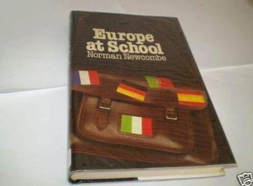 9780416828801: Europe at School
