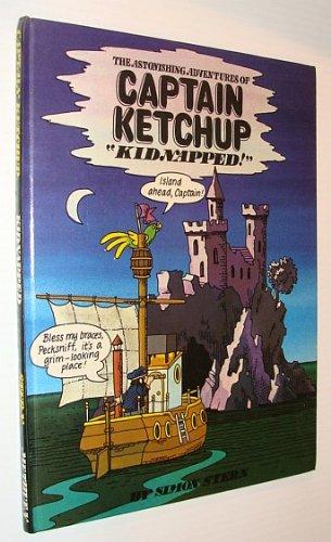 9780416830309: Astonishing Adventures of Captain Ketchup: Kidnapped Bk. 4 (Astonishing adventures of Captain Ketchup / Simon Stern)