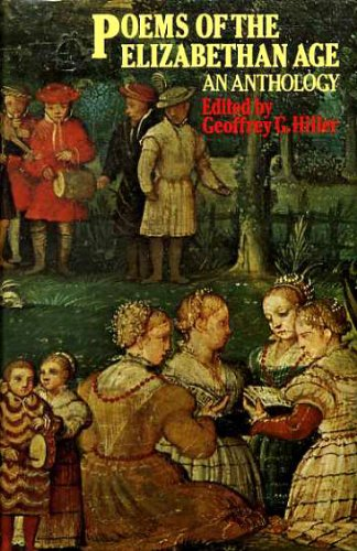 9780416832006: Poems of the Elizabethan Age: An Anthology
